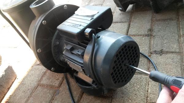 Simple 5 minute diy pool pump repair trade secrets sciox Image collections